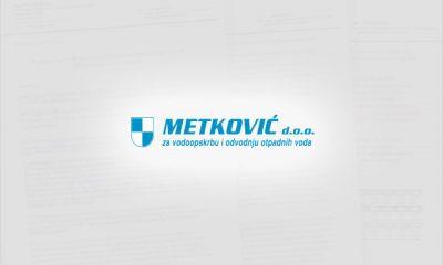 Metković d.o.o. za vodoopskrbu i odvodnju otpadnih voda