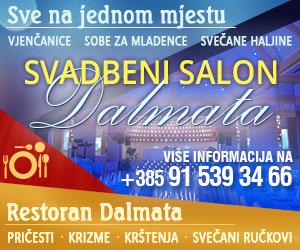 Svadbeni salon Dalmata 300×250