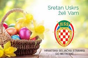 HSS – Čestitka