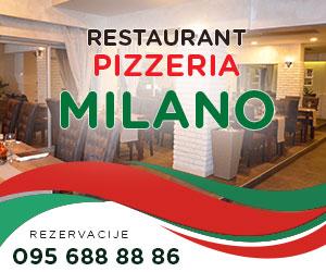 Restoran Pizzeria Milano
