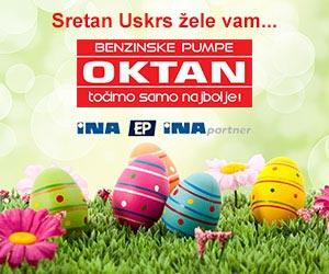 OKTAN- Čestitka