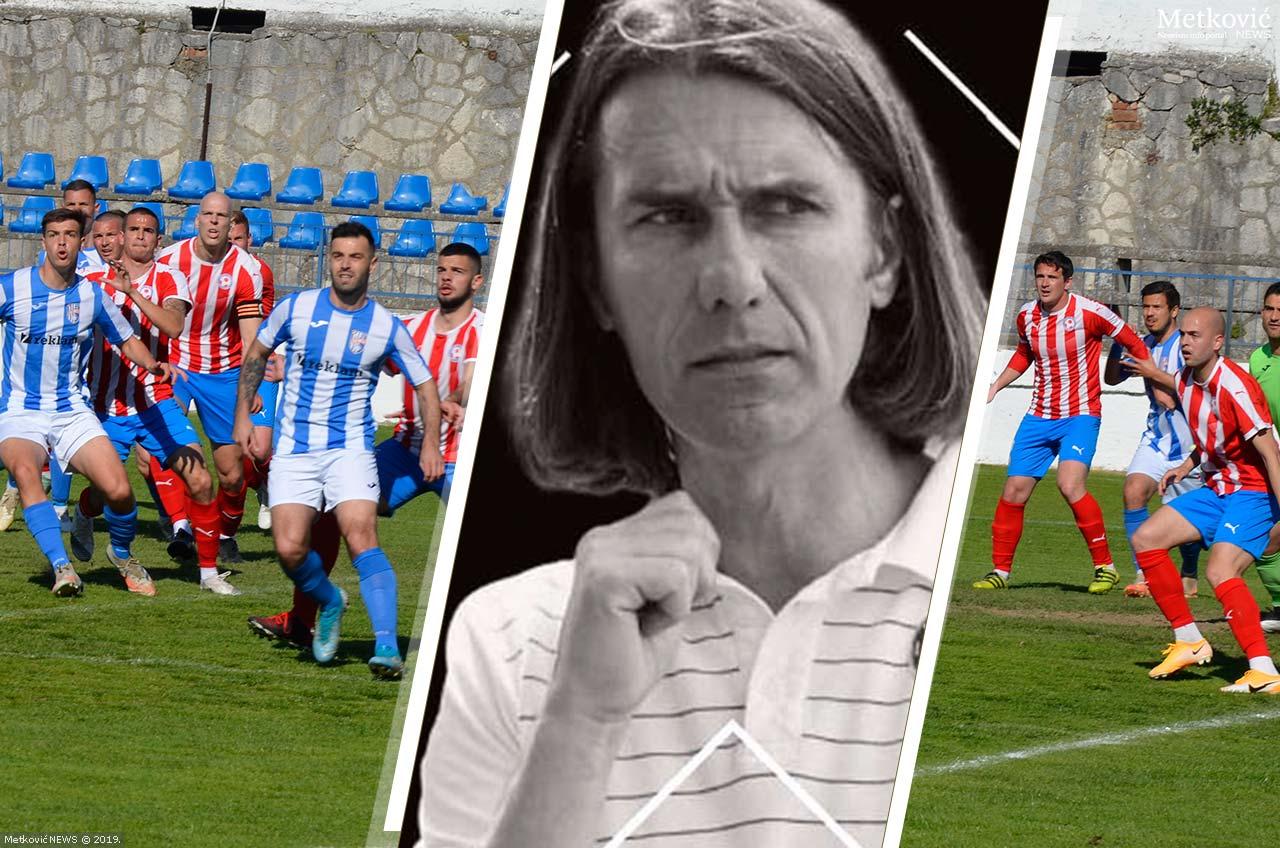 Armando Marenzi, NK Neretva